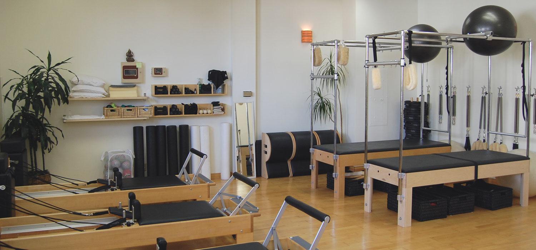Pilates Reformer Room