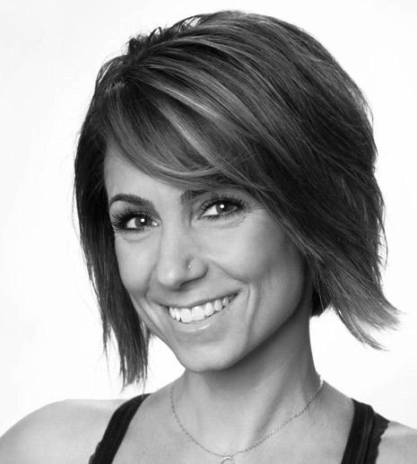 YogaWorks - Dani Ibarra