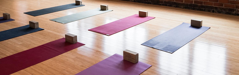 A YogaWorks Studio