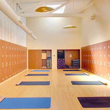 YogaWorks San Francisco Studio