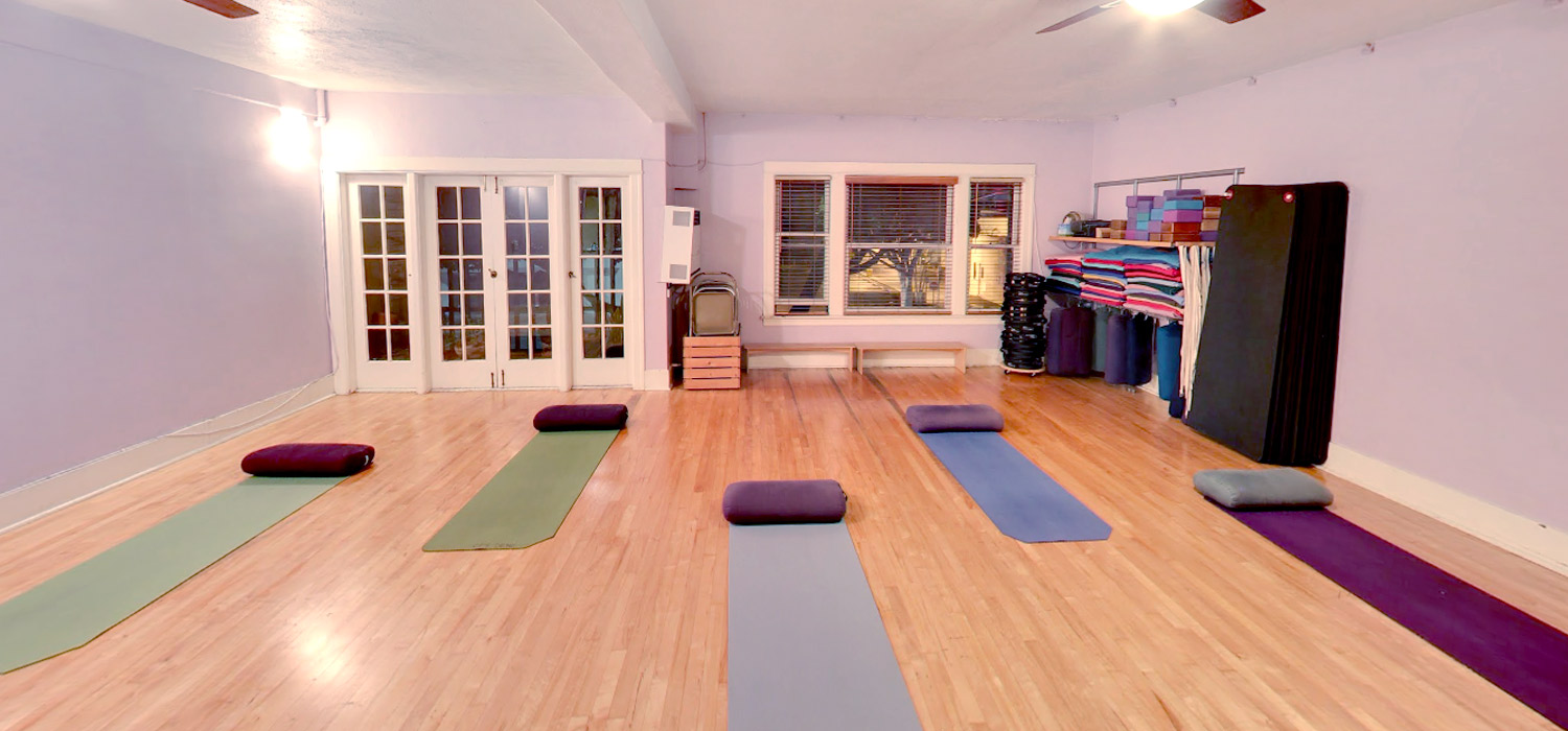 Larchmont - Center for Yoga yoga studio