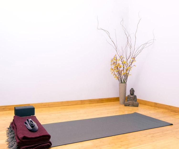 YogaWorks Yoga Privates