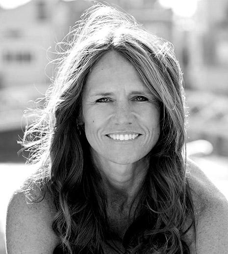 YogaWorks Teacher Trainer - Anne Van Valkenberg