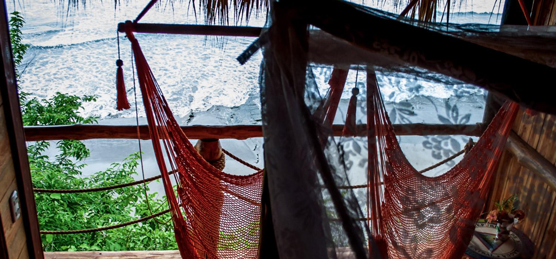 Double Occupancy with hammocks