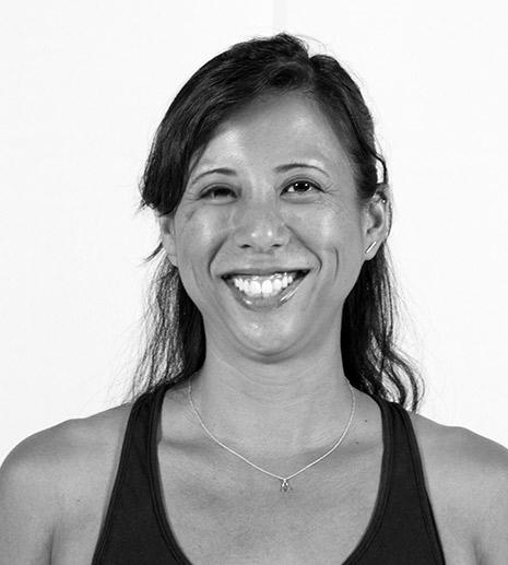 YogaWorks - Erika Chau