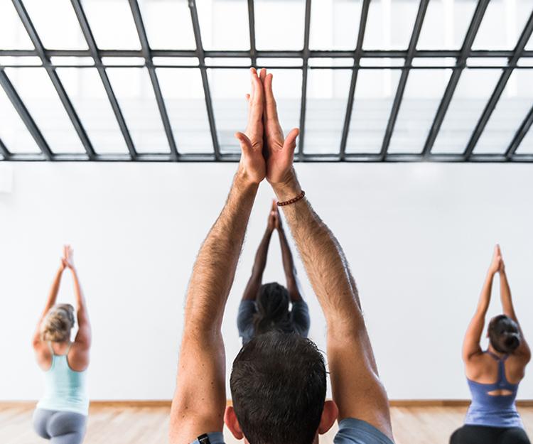 YogaWorks Ashtanga Yoga