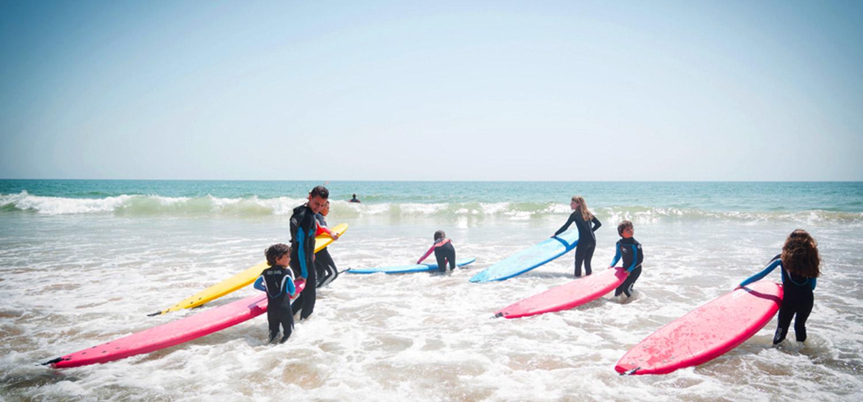 YogaWorks Destination Teacher Training Morocoo Hotel Paradis Plage Surf