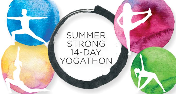 YogaWorks - Summer Strong Yogathon