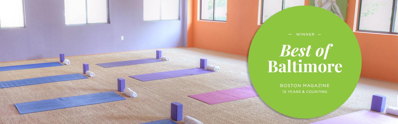 YogaWorks Pikesville