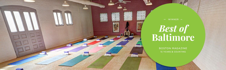 YogaWorks Midtown, Baltimore