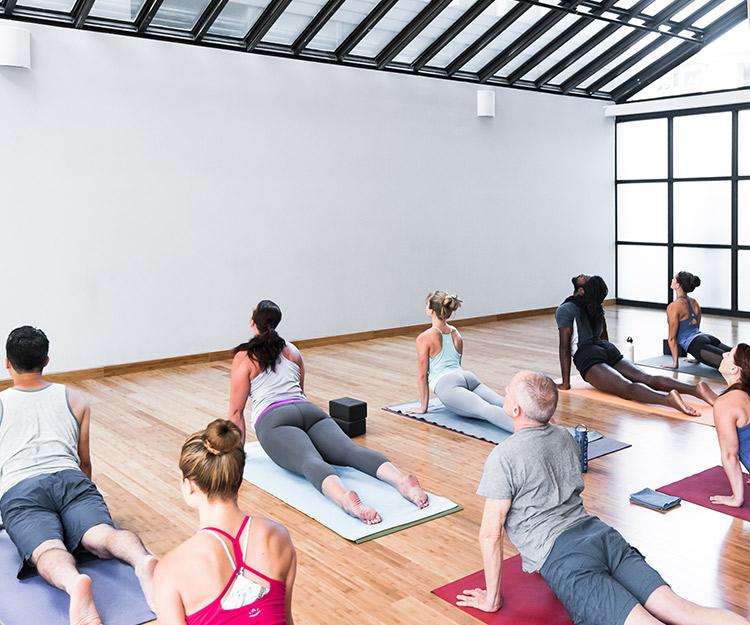 YogaWorks Vinyasa Flow