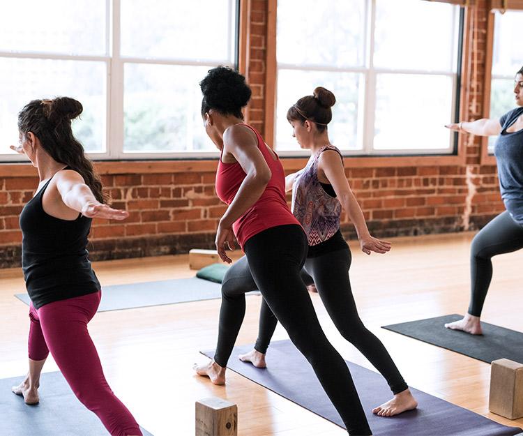 YogaWorks Flow