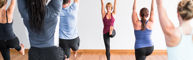 YogaWorks Flow Classes