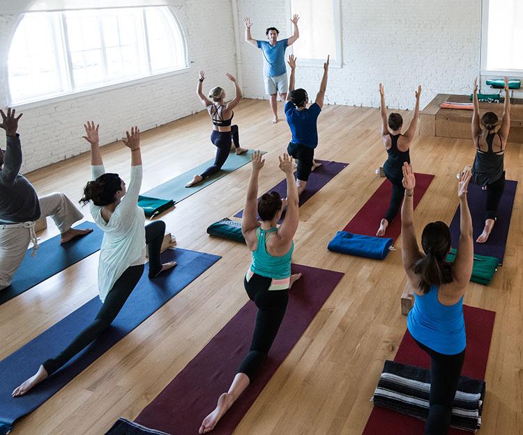 YogaWorks for everyone