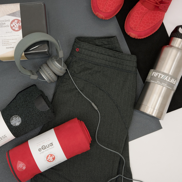 YogaWorks Holiday Gift Guide - Celebrate Fitness