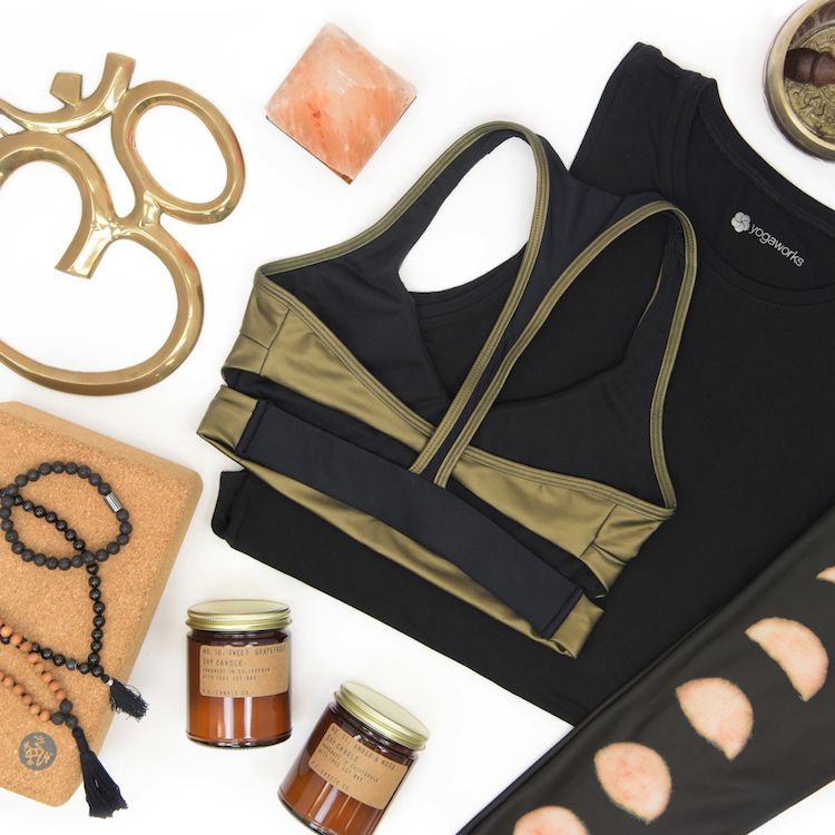YogaWorks Holiday Gift Guide - Celebrate the Yoga Goddess