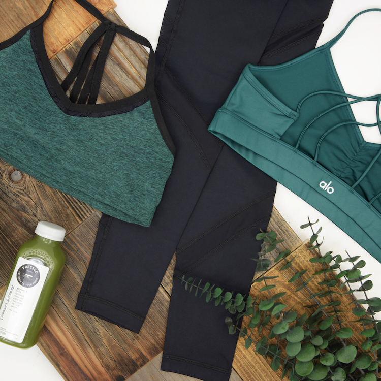 YogaWorks Holiday Gift Guide - Celebrate a Healthy New Year