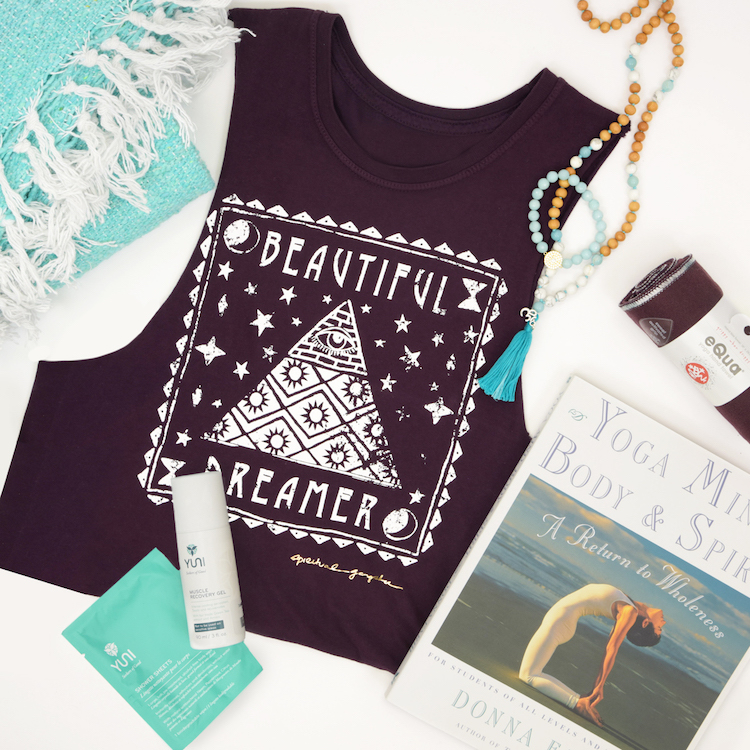 YogaWorks Holiday Gift Guide - Celebrate the Yoga Warrior