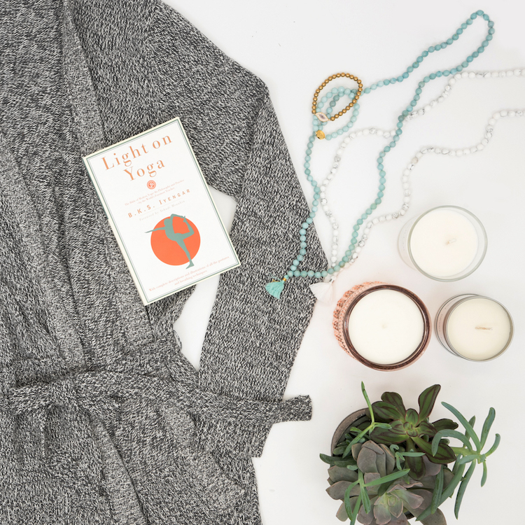 YogaWorks Holiday Gift Guide - Celebrate Self-Care