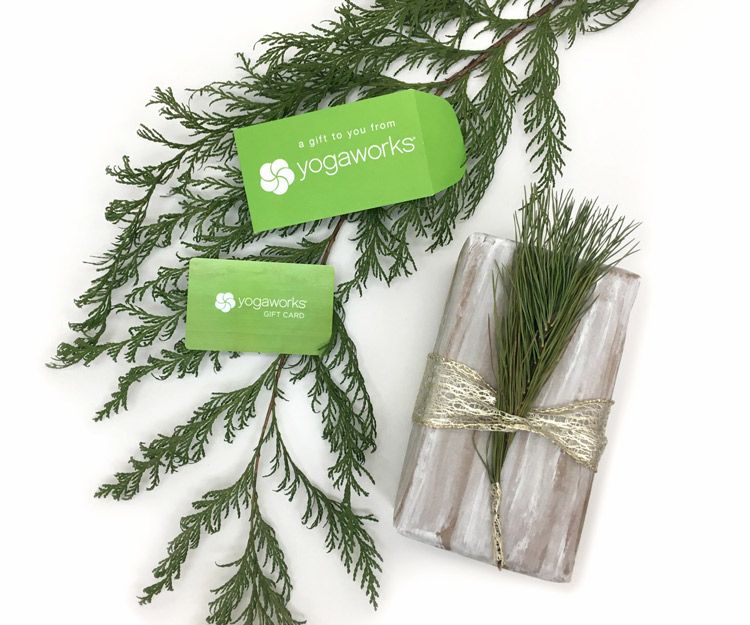 YogaWorks Gift Cards