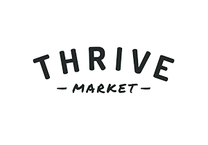 Thrive Market - Happy New You YogaWorks Challenge Partner