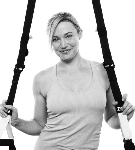 YogaWorks - Anne-Michelle Barrett