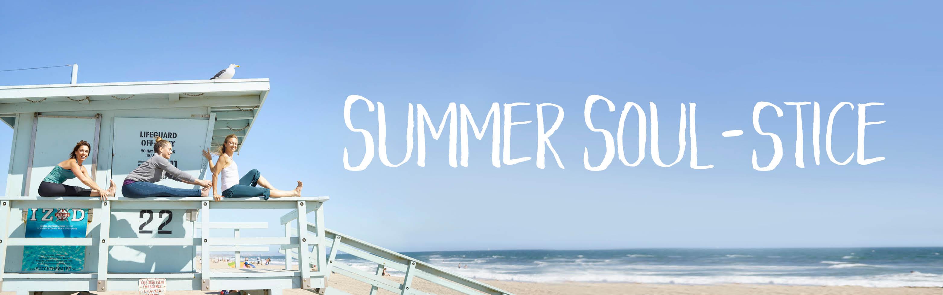Summer Soul-stice Challenge