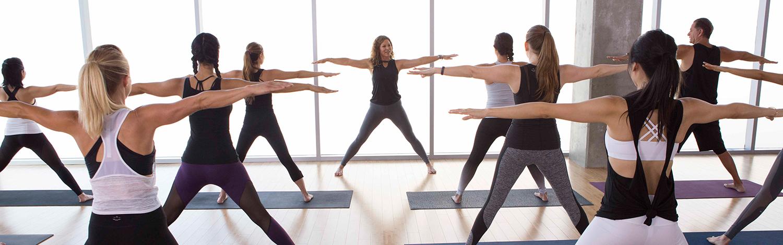 YogaWorks is yoga for everybody