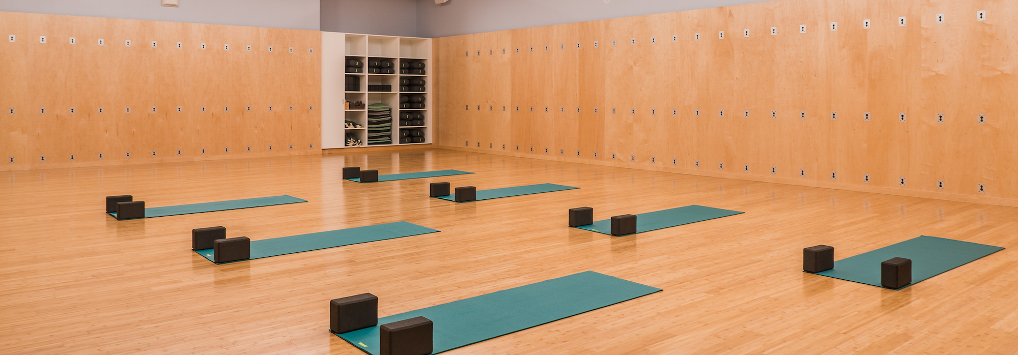 YogaWorks Novato