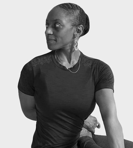 YogaWorks - Nadine Johnson