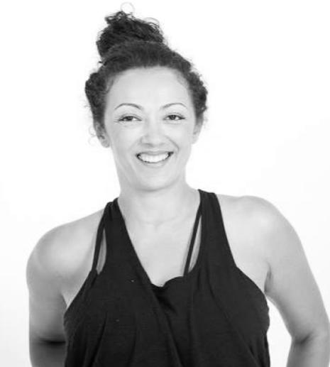 YogaWorks - Anna Zorzou