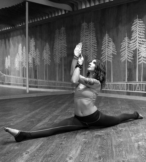 YogaWorks - Judi Smolker