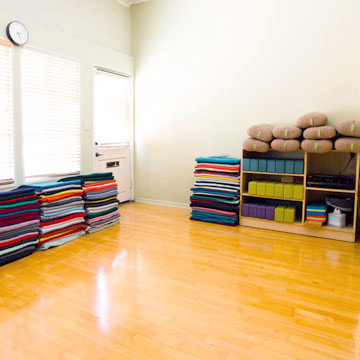 YogaWorks Mission Viejo Studio