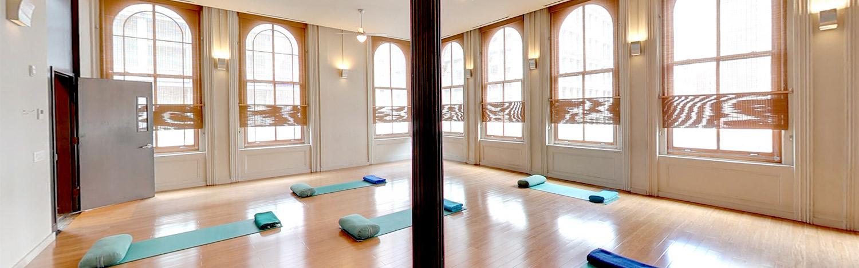 YogaWorks Broadway & Grand