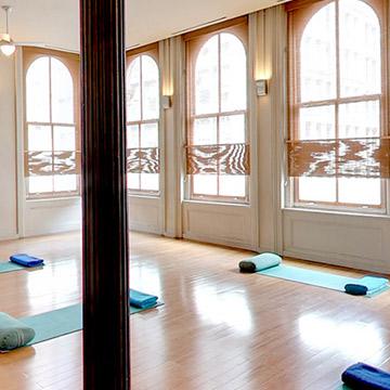 YogaWorks Broadway & Grand Studio