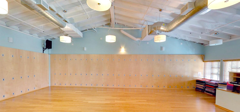 Mill Valley Yoga studio