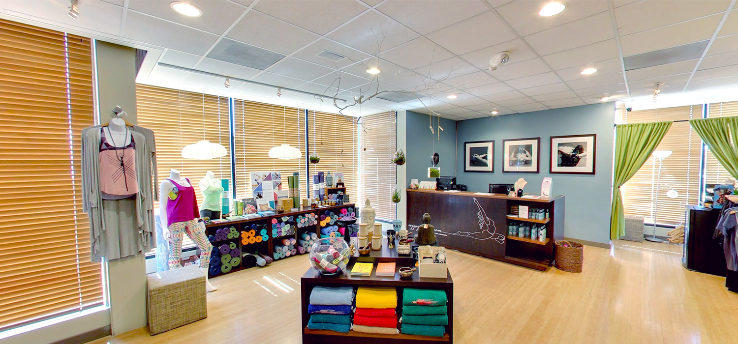 Newport Beach yoga studio