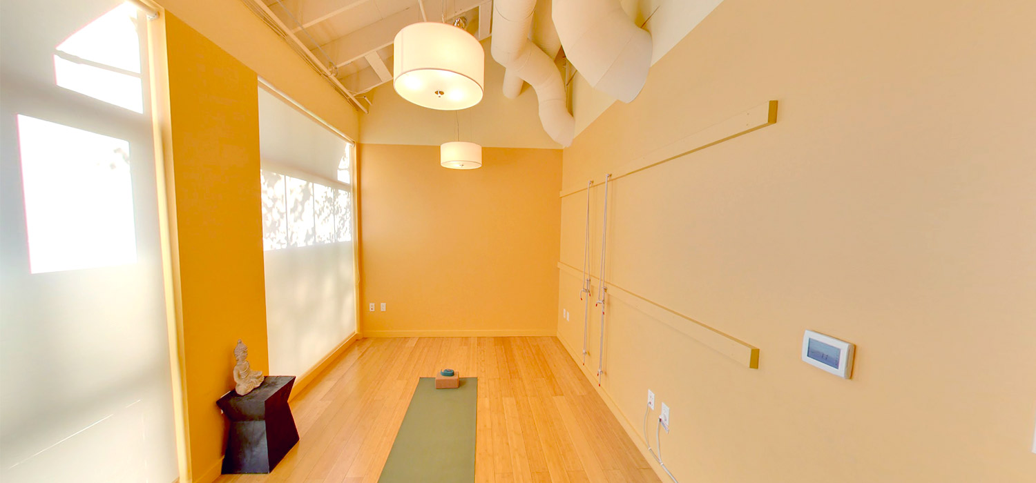Larkspur Yoga studio
