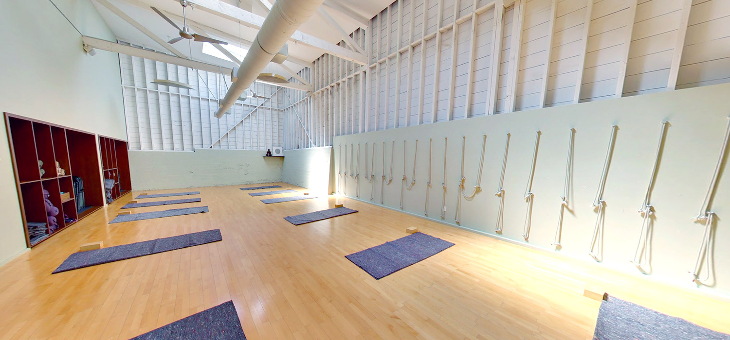 San Francisco Yoga studio