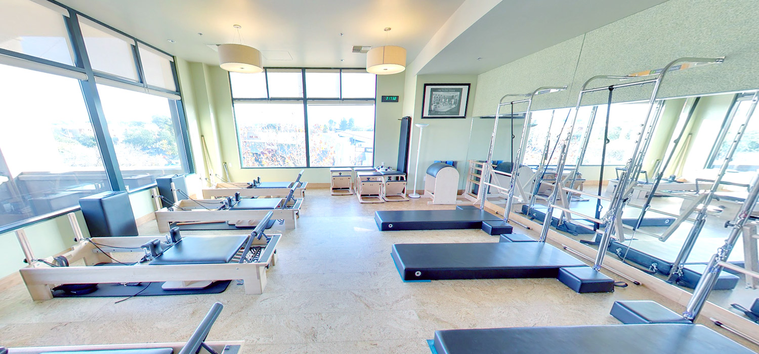 Walnut Creek Yoga studio