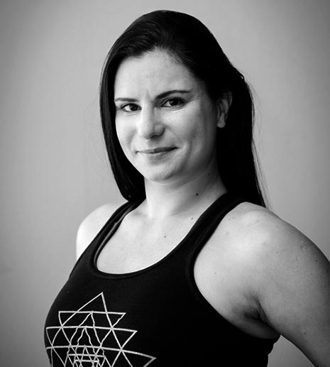YogaWorks - Vanya Boranova
