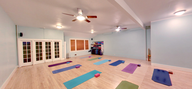 Larchmont - Center for Yoga yoga studio