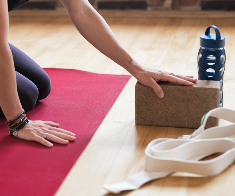 YogaWorks Choose a Studio