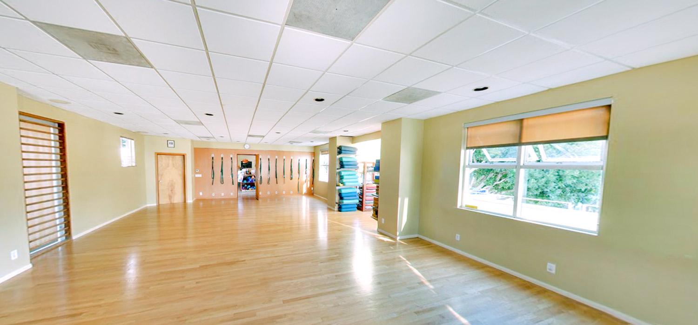 Montana Ave - Santa Monica yoga studio
