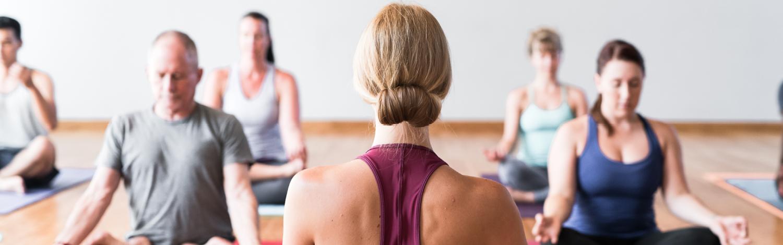 YogaWorks Yoga Class
