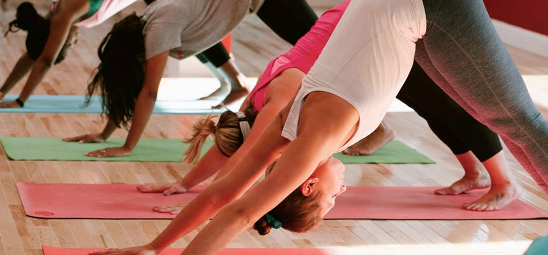 YogaWorks Comm Ave studio