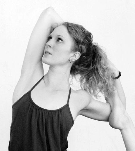YogaWorks - Ashleigh Doede