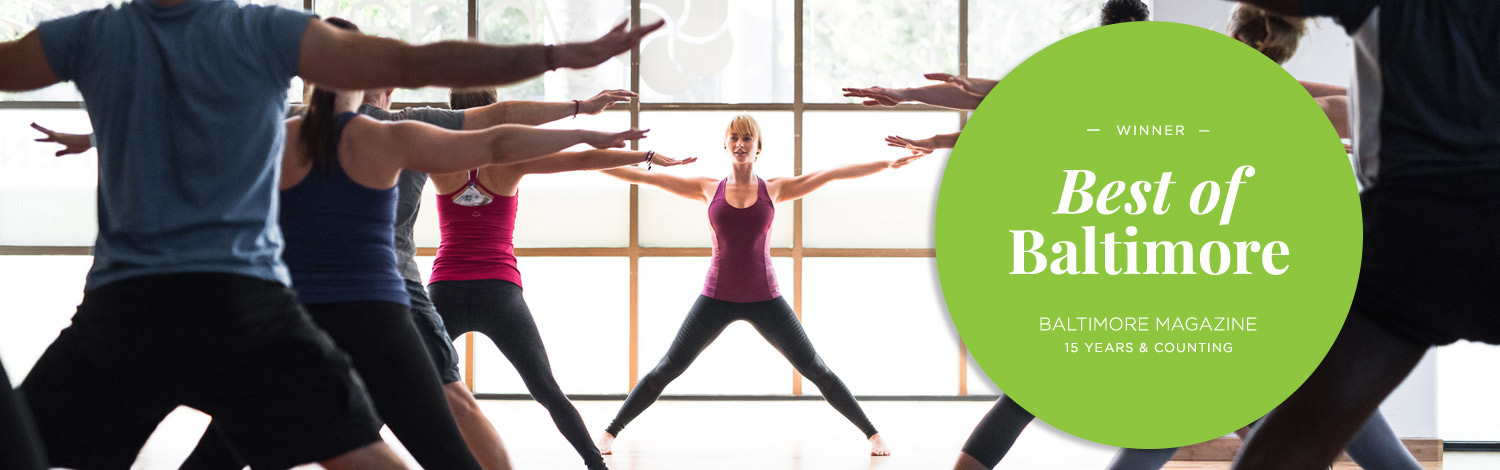 YogaWorks Fells Point