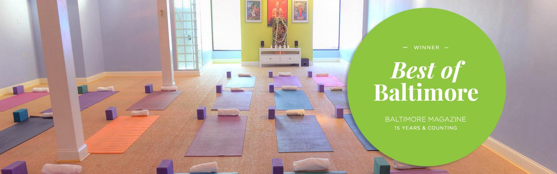 YogaWorks Towson