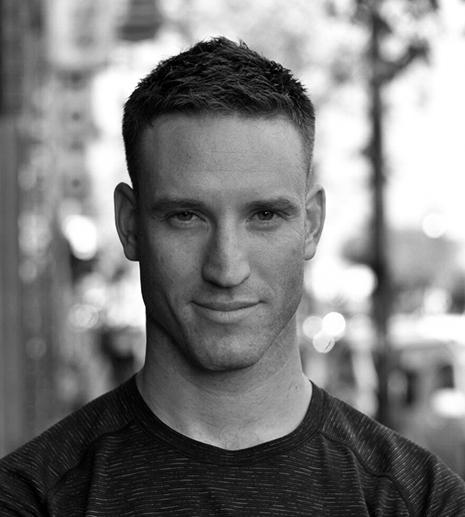 YogaWorks - Benjamin Gettinger